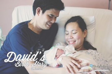 David's Birth Story | Dads Valencia Birth Story
